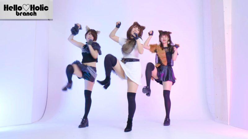 【モーニング娘。'16】セクシーキャットの演説 踊ってみた【Hello♡Holic】dance cover 01:13