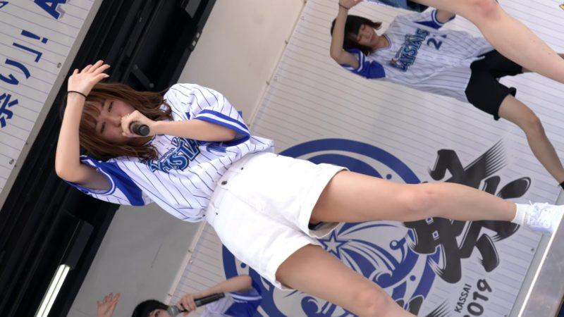 "【4K/α7Rⅲ】真っ白なキャンバス(Japanese idol group ""masshiro na canvas"")勝祭2019 B☆LIVE FESTIVAL 2019年8月18日(日) 01:26"