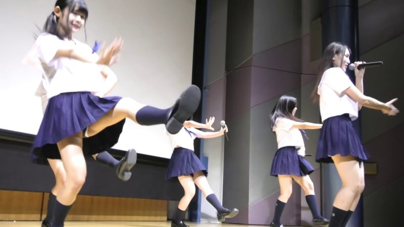 【Stella☆Blue】2019/10/22 渋谷アイドル劇場(ステブル) 02:10