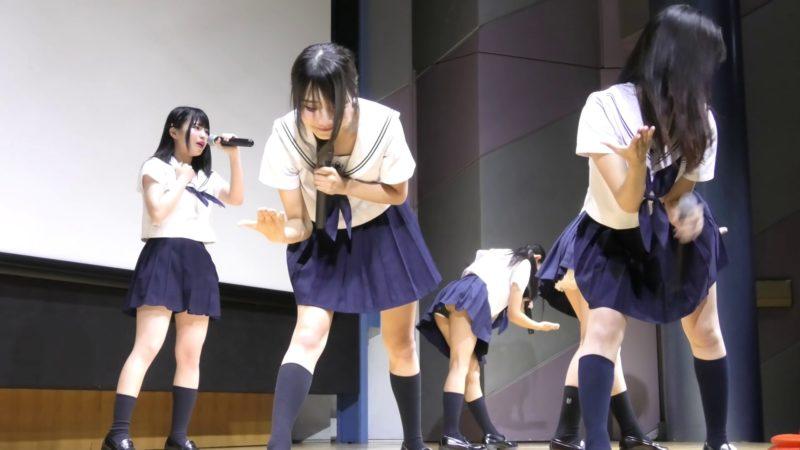 【Stella☆Blue】2019/10/22 渋谷アイドル劇場(ステブル) 02:41