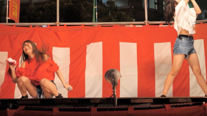 [4K]ご当地アイドルLIMITED 横手納涼祭[アイドル ライブ ステージ イベント] 02:50