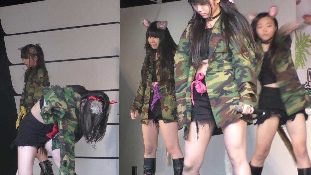 【4K】AnimalBeast 2017.3.25 OCAT 1部 ① 02:53