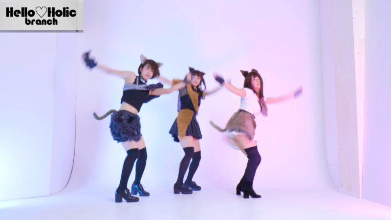 【モーニング娘。'16】セクシーキャットの演説 踊ってみた【Hello♡Holic】dance cover 01:42