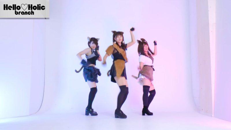 【モーニング娘。'16】セクシーキャットの演説 踊ってみた【Hello♡Holic】dance cover 03:33