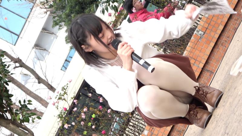 【松山あおい/Aoi】モリシア野外フリーマーケット会場 1/25/2020(Sat) 09:29