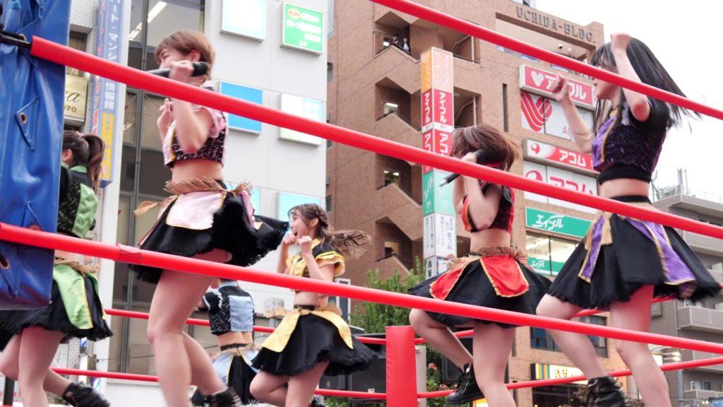 いちぜん!/高円寺フェス 20191026 [4k60p] 09:39