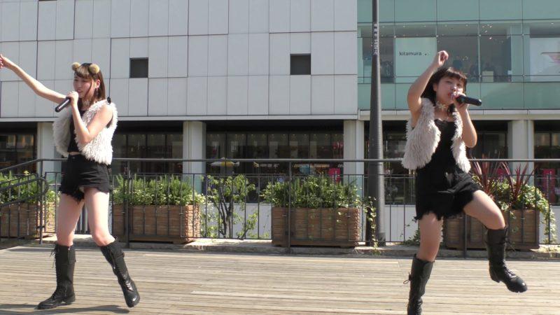 AnimalBeast 20180602 2nd STAGE@姫路駅北にぎわい交流広場 13:32