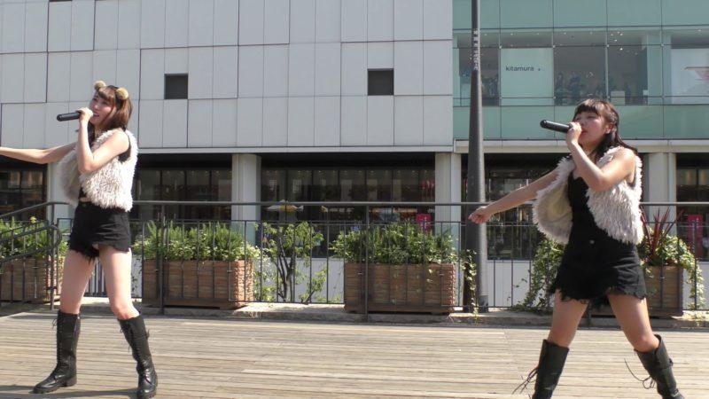 AnimalBeast 20180602 2nd STAGE@姫路駅北にぎわい交流広場 13:37