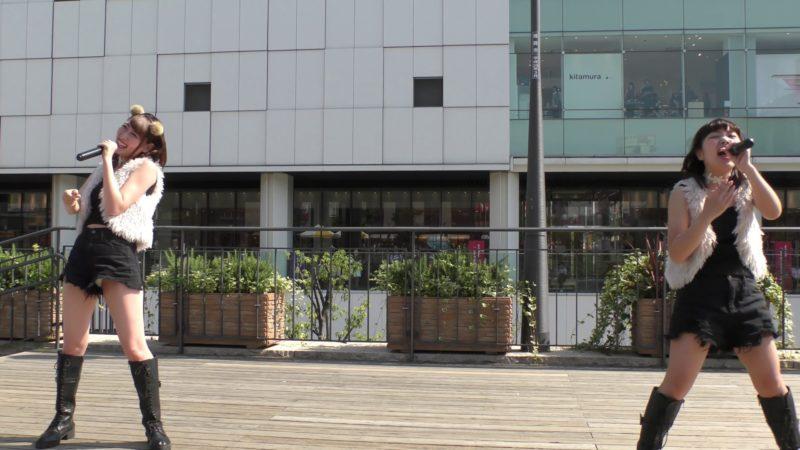 AnimalBeast 20180602 2nd STAGE@姫路駅北にぎわい交流広場 13:56