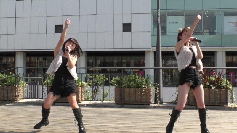 AnimalBeast 20180602 2nd STAGE@姫路駅北にぎわい交流広場 14:58