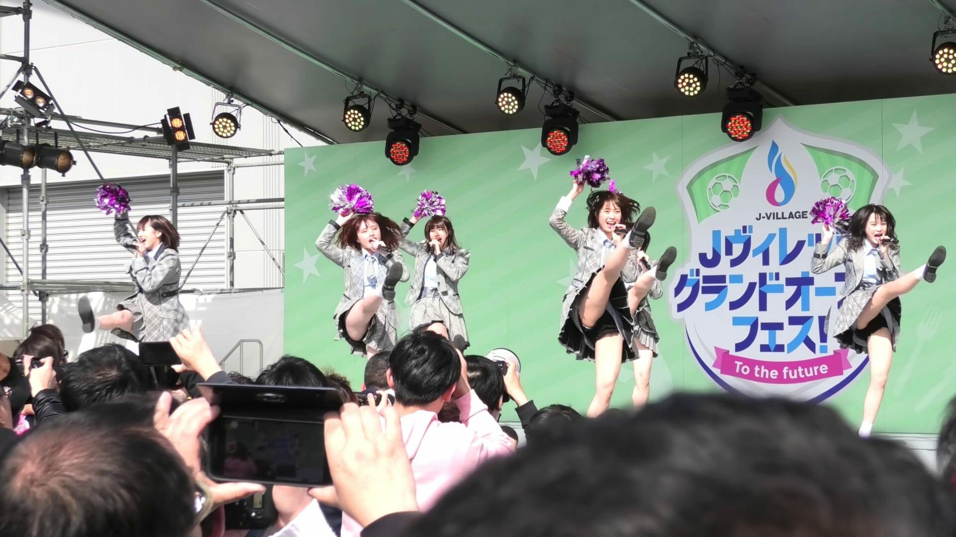 【4K】AKB48 Team8 蜂の巣ダンス ジワるDAYS 掌が語ること 夢へのルート 47の素敵な街へ 他全8曲収録 Jヴィレッジグランドオープンフェス!〜To the future〜 15:47