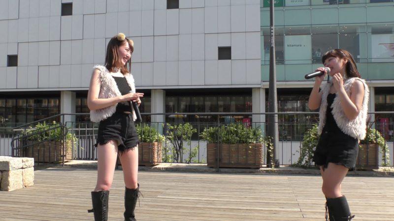 AnimalBeast 20180602 2nd STAGE@姫路駅北にぎわい交流広場 17:51