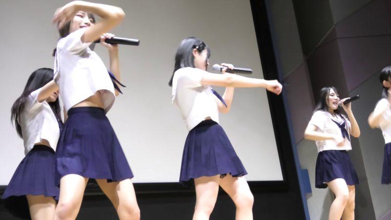 【Stella☆Blue】2019/10/22 渋谷アイドル劇場(ステブル) 22:50