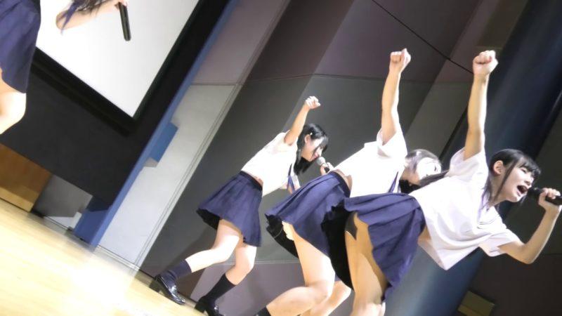 【Stella☆Blue】2019/10/22 渋谷アイドル劇場(ステブル) 22:59