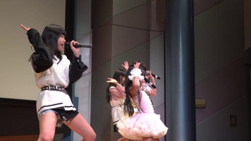 SisterS 2019.4.14 渋谷アイドル劇場 23:40