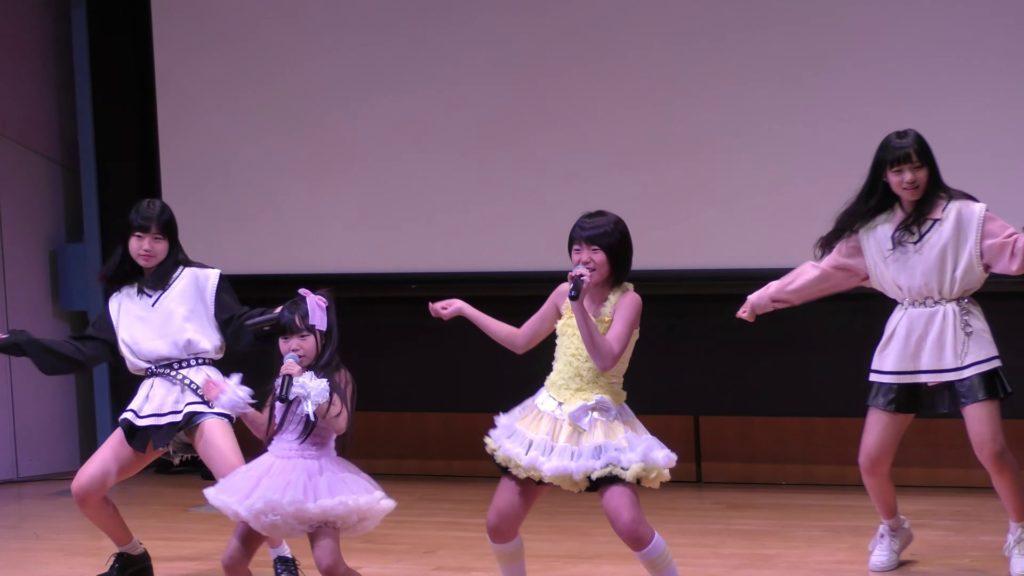 【4K】SisterS公演@渋谷アイドル劇場@2019.4.14 23:42