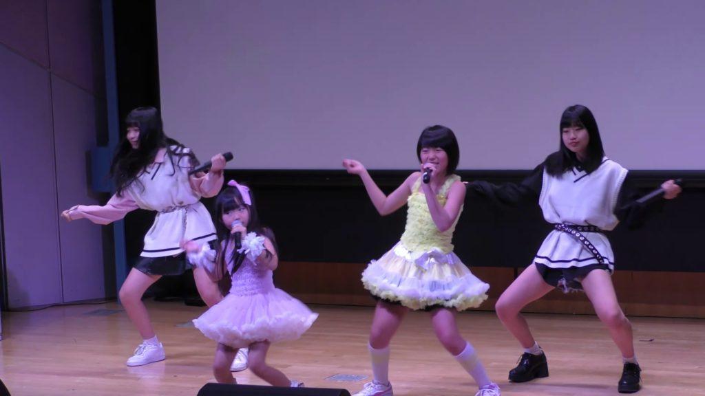 【4K】SisterS公演@渋谷アイドル劇場@2019.4.14 25:01
