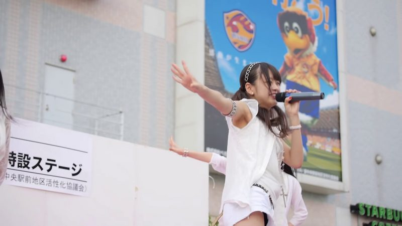 Aither アイテール 『summer paradise』 20130824 泉区民ふるさとまつり 00:22