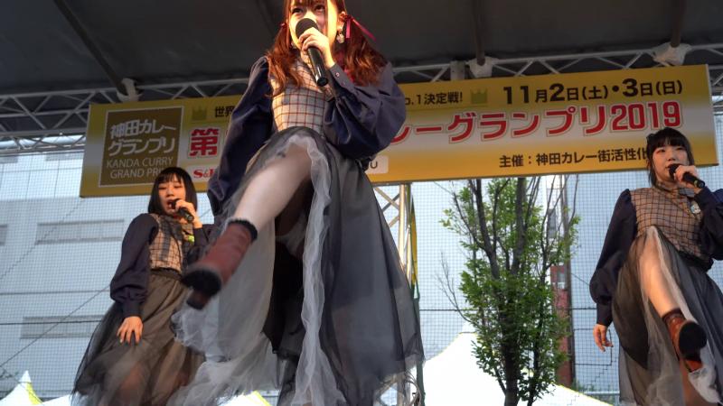 Anoco._あの子/小川町公園特設野外ステージ(2019.11.2)【4K】 03:06