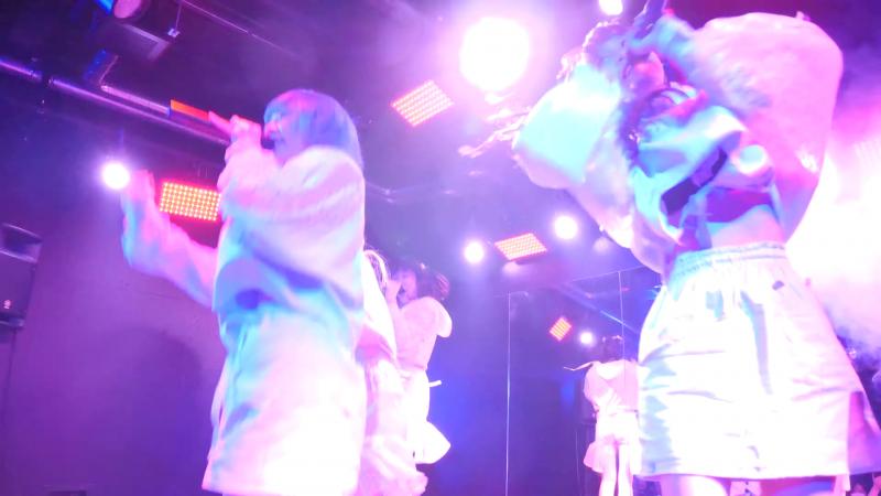 プランクスターズ 2019年07月14日 Live Hall Xcross オープン記念こけら落とし無料公演 13:23