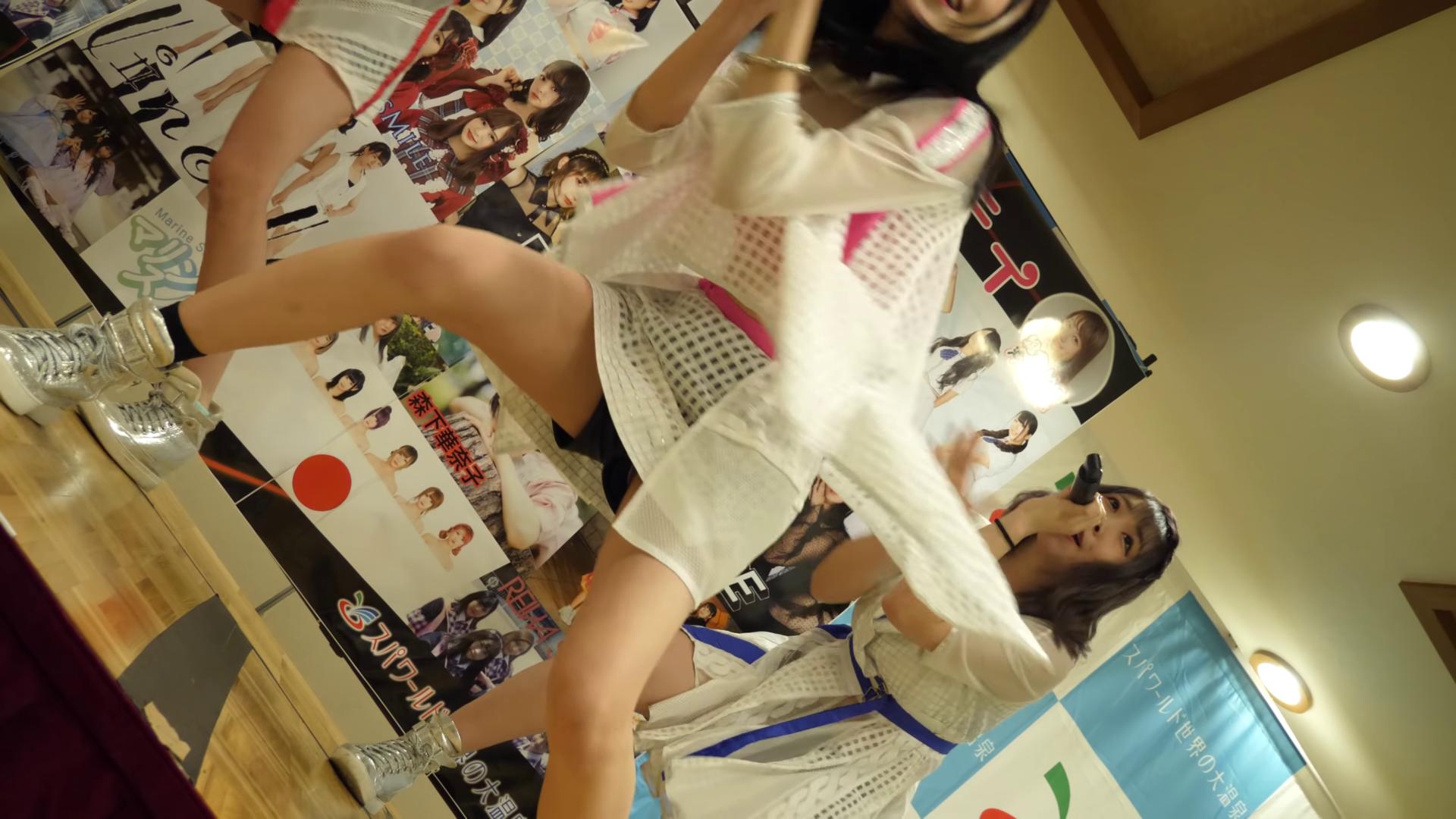 匿名ミラージュ YEAR-END アイドルパーティ 00:11