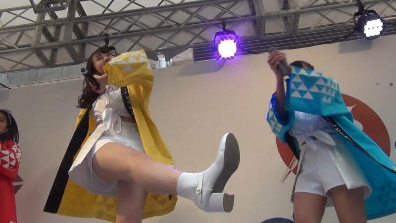 LYRA  2019年11月17日(日) FUKUOKA STREET PARTY 2019 Dance Avenue 天神きらめき通り中央ステージ 02:21