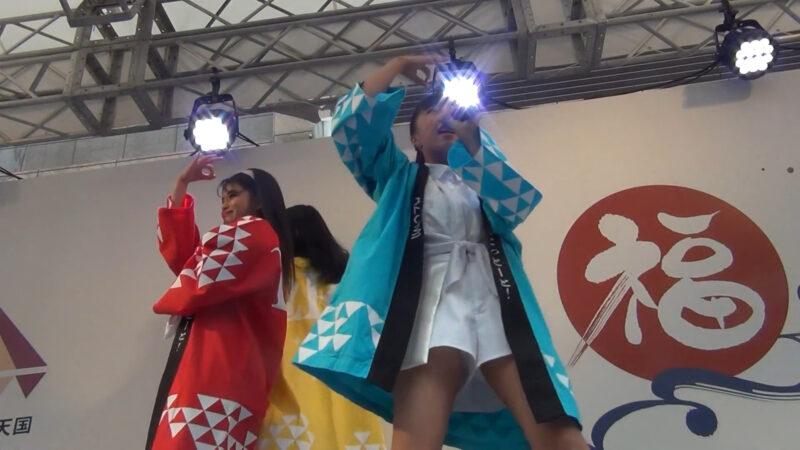 LYRA  2019年11月17日(日) FUKUOKA STREET PARTY 2019 Dance Avenue 天神きらめき通り中央ステージ 02:59