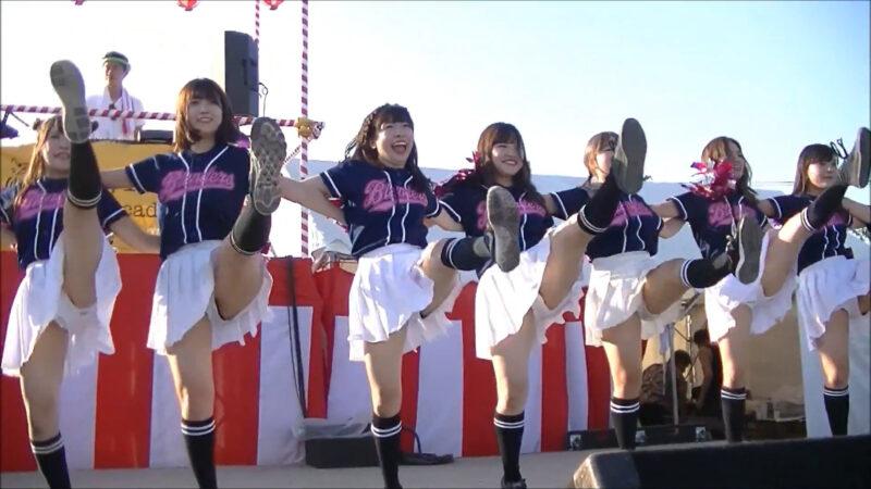 立命館大学チアダンスサークルBLENDERS@Kansai Cheerleader 2017 SummerⅡ 07:29