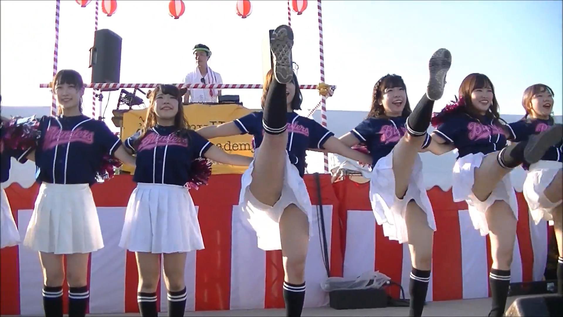 立命館大学チアダンスサークルBLENDERS@Kansai Cheerleader 2017 SummerⅡ 07:31
