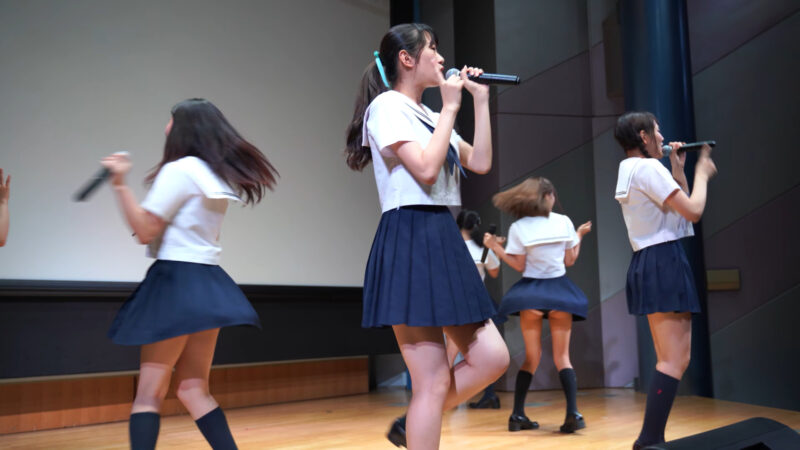 Stella☆Blue 2019年8月31日(土) 渋谷アイドル劇場 09:14