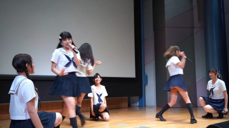 Stella☆Blue 2019年8月31日(土) 渋谷アイドル劇場 10:14