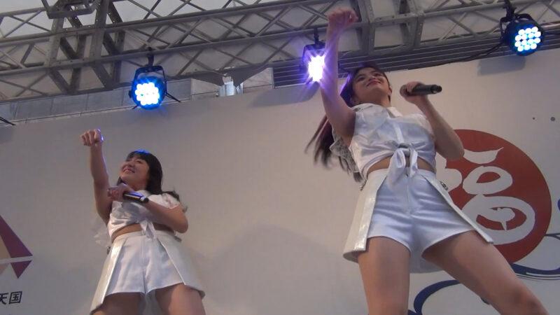 LYRA  2019年11月17日(日) FUKUOKA STREET PARTY 2019 Dance Avenue 天神きらめき通り中央ステージ 25:49