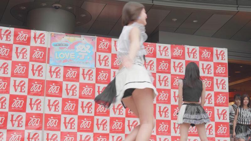NiceToMeetYou 新宿アイランドit's prsent  GIRLS POWEP LOVE 祭り 20190112 00:14