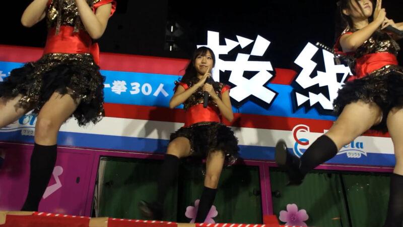 SAKURAGUMI 桜組2期生ライブ2010/11/27@Akihabara 00:27
