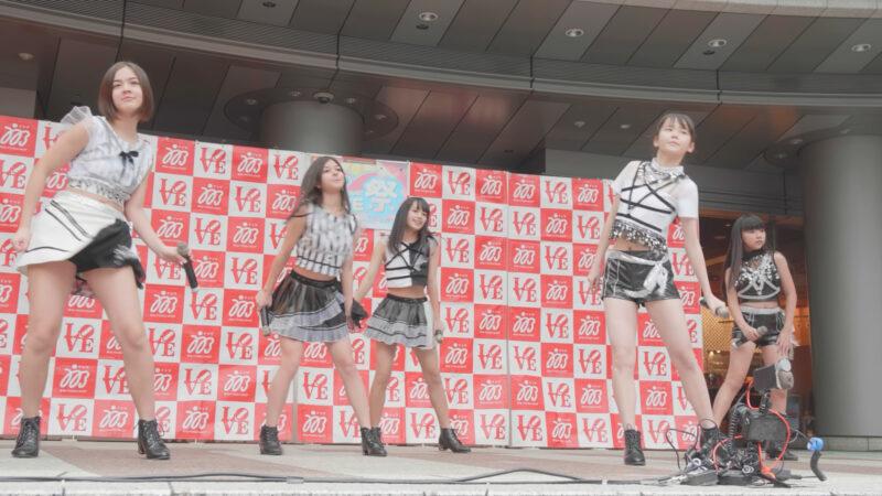 NiceToMeetYou 新宿アイランドit's prsent  GIRLS POWEP LOVE 祭り 20190112 00:52