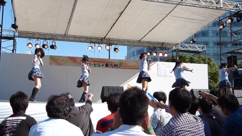 9/24 HR 九州ヒューマンフェスタ2011 「君にスパーク」 01:11