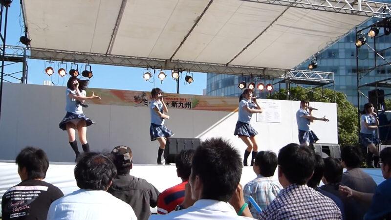 9/24 HR 九州ヒューマンフェスタ2011 「君にスパーク」 01:14