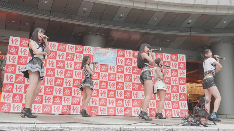 NiceToMeetYou 新宿アイランドit's prsent  GIRLS POWEP LOVE 祭り 20190112 01:30