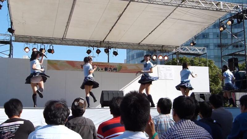 9/24 HR 九州ヒューマンフェスタ2011 「君にスパーク」 01:42