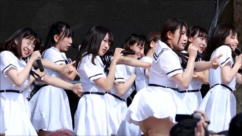 20190518 第92回五月祭 乃木坂ラボ (2) ガールズルール 02:03