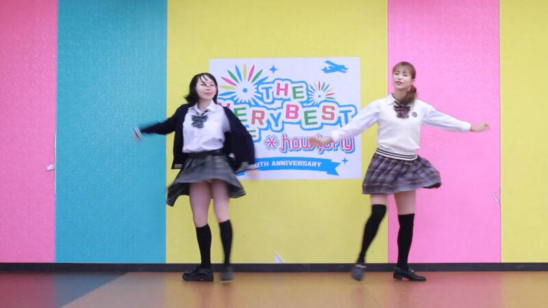 【踊ってみた】澪とおめぐ 聖ボーダーニーハイ学園 02:18