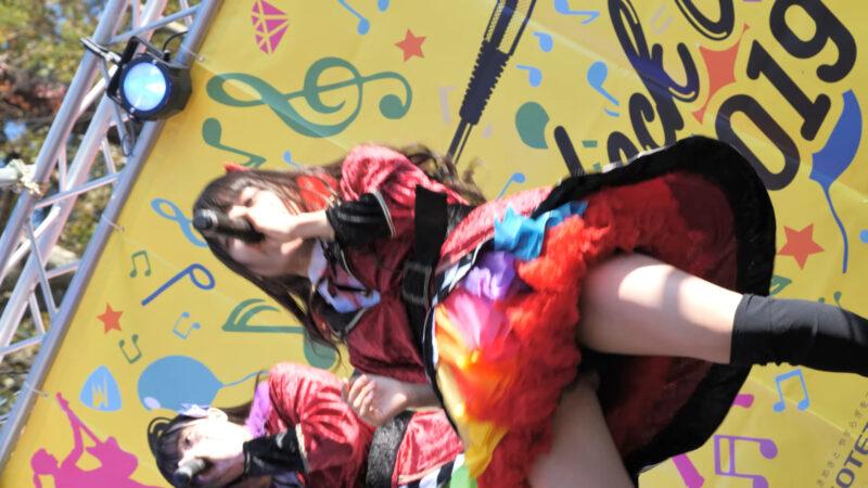 NIJIIRO☆サーカス団/S1H[4K/60P]アイドル191116  02:26