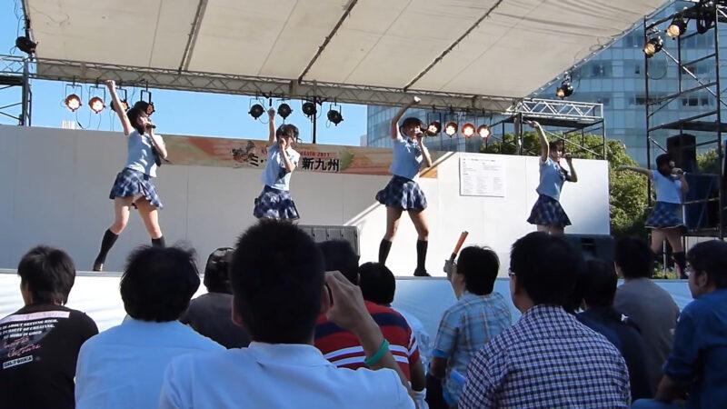9/24 HR 九州ヒューマンフェスタ2011 「君にスパーク」 04:07