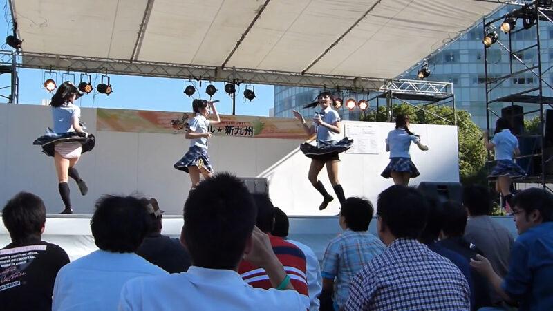 9/24 HR 九州ヒューマンフェスタ2011 「君にスパーク」 04:24