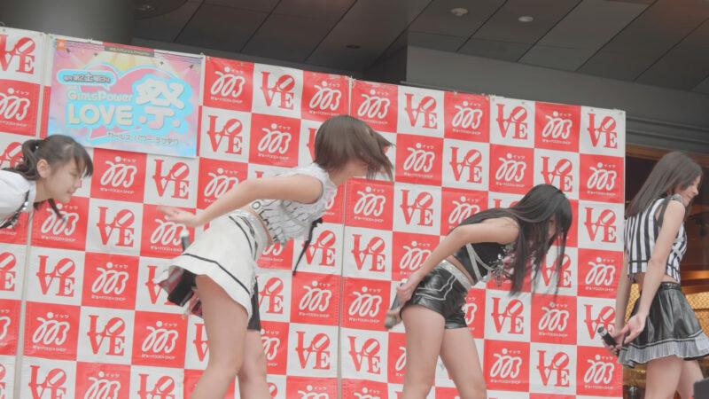 NiceToMeetYou 新宿アイランドit's prsent  GIRLS POWEP LOVE 祭り 20190112 04:45