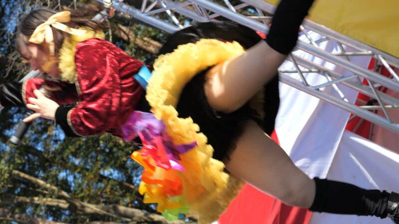 NIJIIRO☆サーカス団/S1H[4K/60P]アイドル191116  06:18