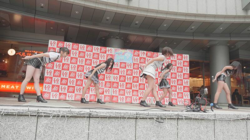 NiceToMeetYou 新宿アイランドit's prsent  GIRLS POWEP LOVE 祭り 20190112 07:24