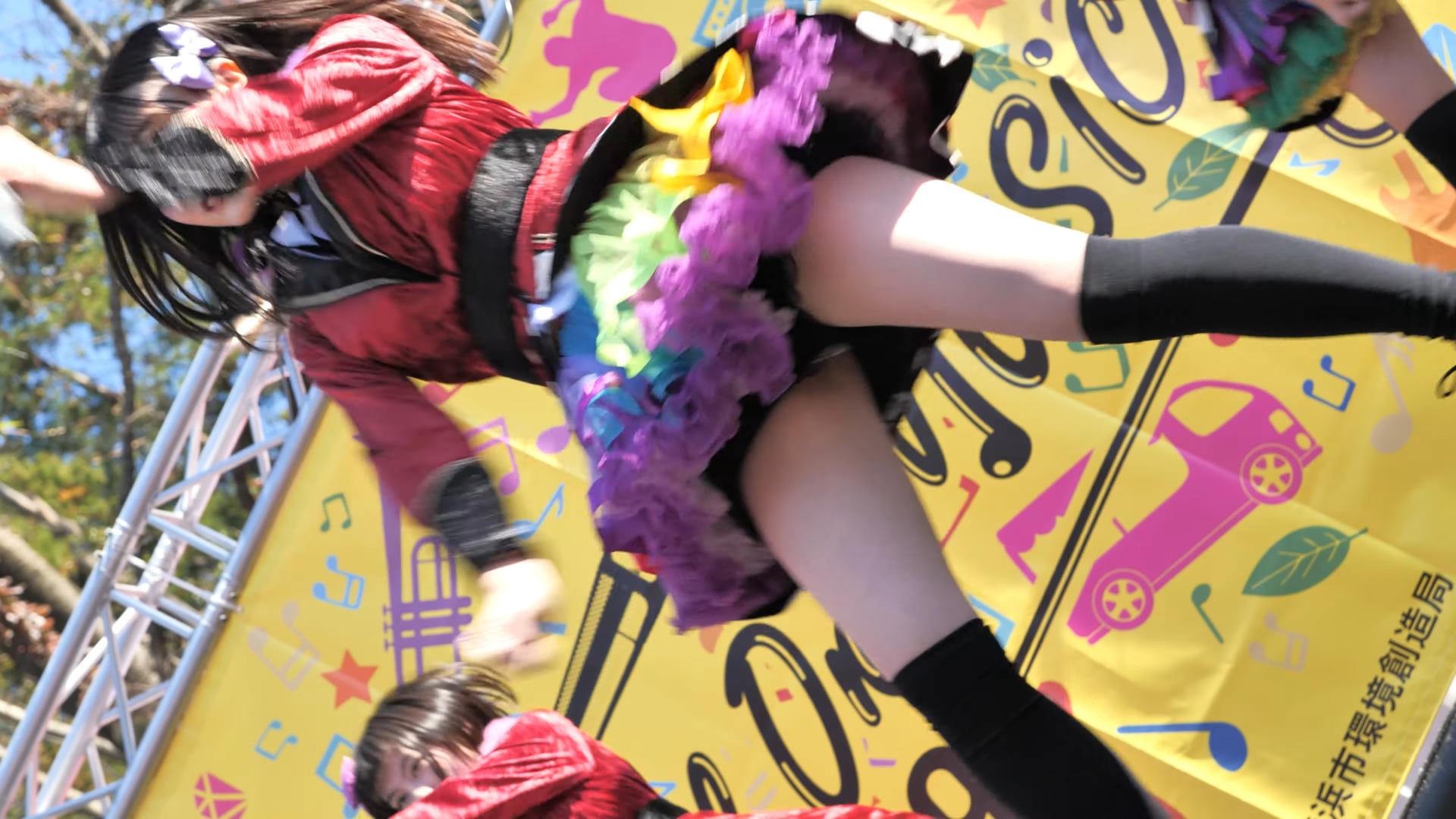 NIJIIRO☆サーカス団/S1H[4K/60P]アイドル191116 09:38