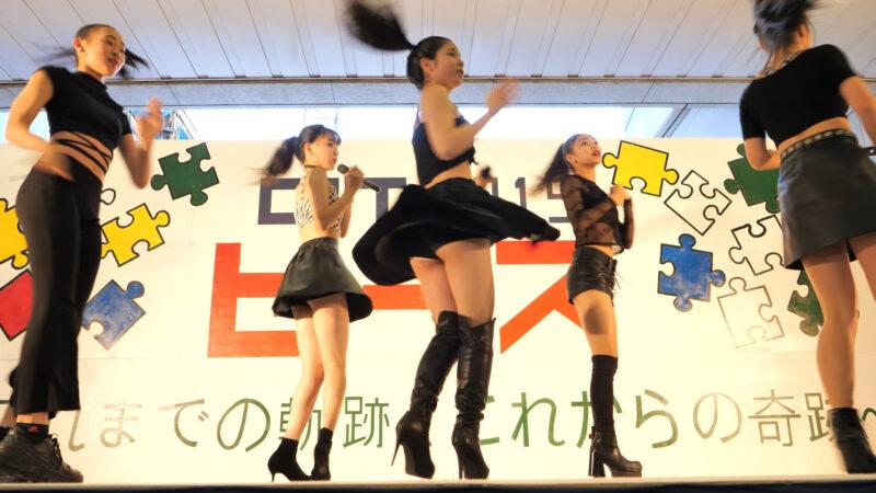[4K]TAN-SA・SUN(TSS)(タンササ)「城北祭2019」@大阪工業大学 10:42