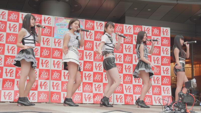 NiceToMeetYou 新宿アイランドit's prsent  GIRLS POWEP LOVE 祭り 20190112 11:59